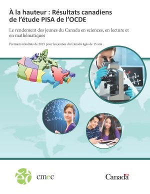PISA 2015 Canadian Report FR