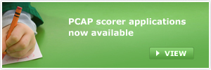 PCAP scorer applications now available