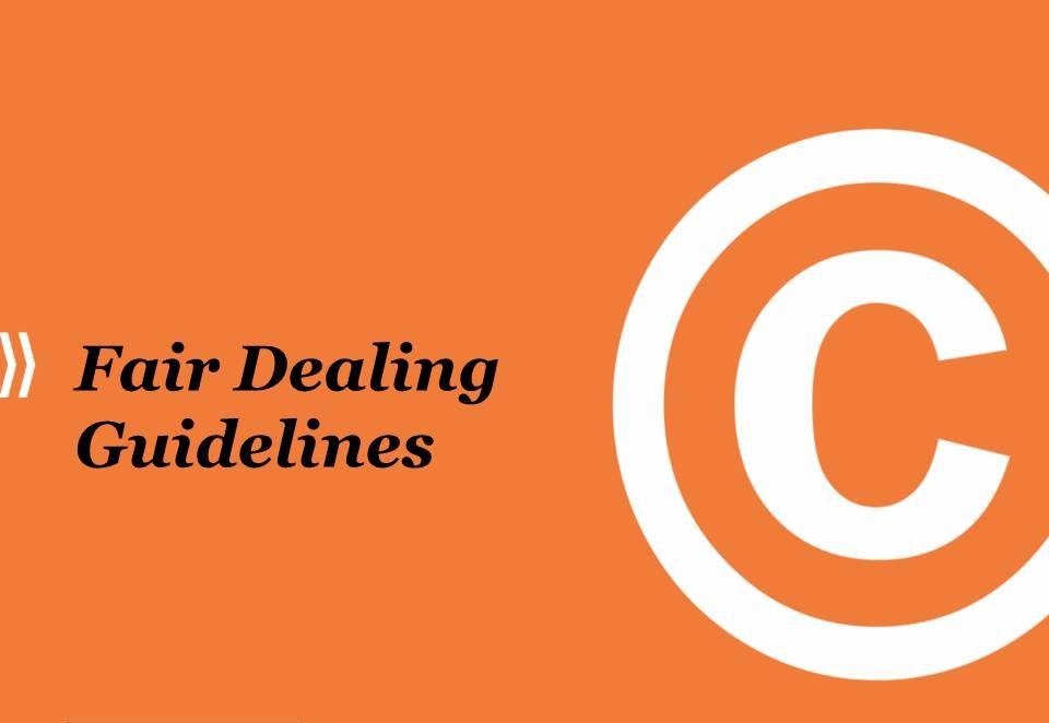 dissertation copyright fair use